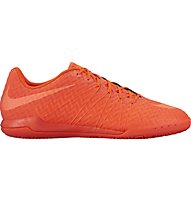 Nike Hypervenom X Finale IC - scarpe calcetto indoor, Bright Crimson