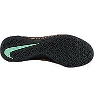 Nike HypervenomX Proximo IC - scarpe da calcio, Brown/Black/Green
