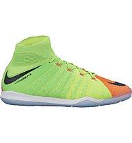 Nike HypervenomX Proximo II DF IC - Fußballschuhe für Indoor, Green