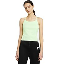 Nike Icon Clash - top fitness - donna, Green