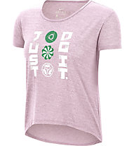 Nike Icon Clash Running - maglia running - donna, Pink