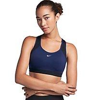 Nike Impact Motion Adapt Sports Bra (Cup B) - Sport BH - Damen, Blue