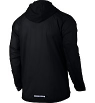 Nike Impossibly Light Running Wind- und Regenjacke Herren, Black/Black