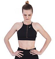 Nike Indy Lattice Women's Light Support - Sport BH leichte Stützung - Damen, Black