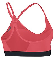 Nike Indy Bra (Cup B) - Sport-BH, Red