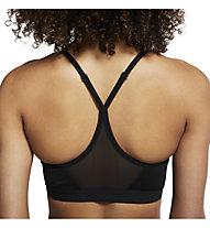 Nike Indy (Cup B) - reggiseno sportivo a sostegno leggero - donna, Black