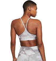 Nike Indy Icon Clash - Sport-BH - Damen, Grey, White