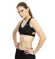 Nike Indy Light Bra - Sport BH leichte Stützung - Damen, Black