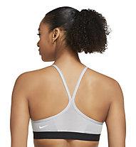 Nike Indy W's Light-Sup - reggiseno sportivo - donna , White