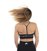 Nike Indy Light-Support Sports - Sport BH leichter Halt - Damen, Black
