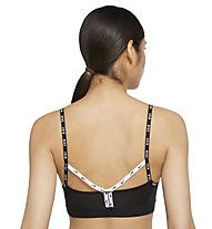 Nike Indy Women's Light - Sport BH - Damen , Black