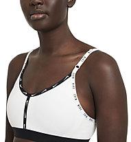 Nike Indy Women's Light - Sport BH - Damen , White
