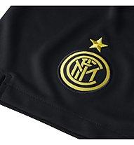 Nike Inter Mailand 2019/20 Stadium Third - Fußballhose - Herren, Black