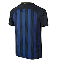 Nike Inter Mailand Stadium Home Fußballtrikot Kinder, Black/Blue