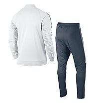 Nike Inter Mailand Fußball-Trainingsanzug Herren, White/Grey