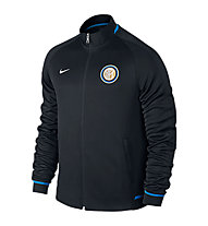 Nike FC Internazionale Authentic N98 - Felpa calcio, Black/White