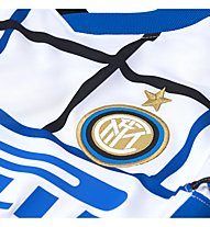 Nike Inter Milan 2020/21 Stadium Away - maglia calcio - ragazzini, Black/White