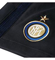 Nike 2016/17 Inter Mailand Stadium Home/Away/Third Herren-Fußballshorts, Black