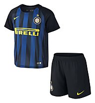 Nike Inter Milan Home Kit Kids' - tuta da calcio bambino, Black/Blue