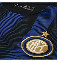 Nike Inter Milan Home Stadium Jersey - maglia calcio, Black/Blue