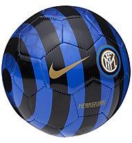 Nike Inter Skills - mini pallone da calcio, Black/Blue