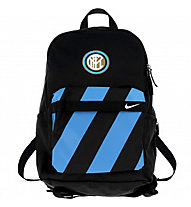 Nike Inter Stadium Backpack - Rucksack, Black/Blue/White