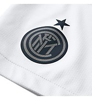 Nike Inter Mailand - Fußballhose - Kinder, White