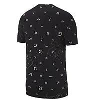 Nike Jordan 23 - Basketballtrikot - Herren, Black