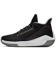 Nike Jordan 2X3 - scarpe basket - uomo, Black/Red/White
