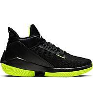Nike Jordan 2X3 - Basketballschuhe - Herren, Black/Yellow