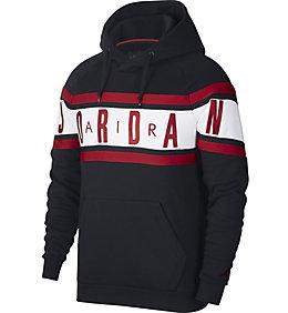 Jordan Fleece Hoodie Herren Air Pullover Kapuzenpullover