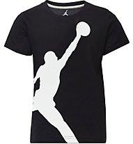 Nike Jordan Branded 1 - T Shirt - Jungen, Black