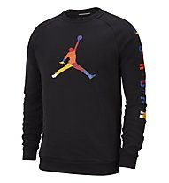 Nike Jordan DNA - Pullover Basket - Herren, Black