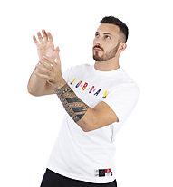 Nike Jordan DNA - maglia basket - uomo, White