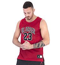 Nike Jordan DNA Distorted - Basketballtrikot - Herren, Red