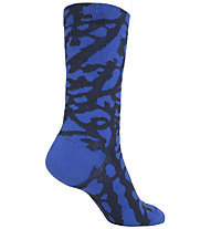 Nike Jordan Elephant Crew Socks - Basket Socken, Blue/Black