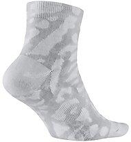 Nike Jordan Elephant Quarter Socks - Basket Socken, Grey