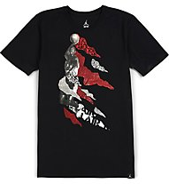 Nike Jordan Energy 1 Tee - T Shirt - Kinder, Black