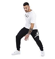 Nike Jordan Fly - T-shirt basket - uomo, White