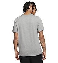 Nike Jordan Jumpman Classics - Basketballshirt - Herren, Grey
