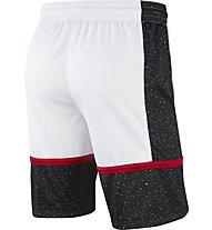 Nike Jordan Jumpman Graphic Basketball - pantaloni corti basket - uomo, White