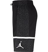 Nike Jordan Jumpman Graphic Basketball - pantaloni corti basket - uomo, Black