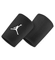 Nike Jordan Jumpman Wristbands - Schweißbänder, Black/White