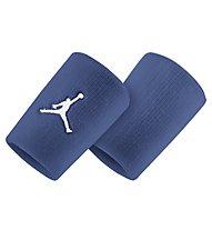 Nike Jordan Jumpman Wristbands - Schweißbänder, Blue/White