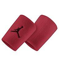 Nike Jordan Jumpman Wristbands - Schweißbänder, Red/Black