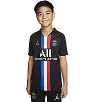 Nike Jordan x Paris Saint-Germain 2019/20 Stadium Fourth - maglia calcio - bambino, Black