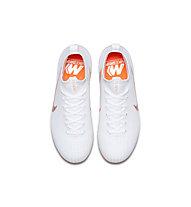 Nike Jr. Mercurial Superfly 6 Elite FG - Fußballschuhe feste Böden - Kinder, White