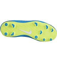 Nike Jr. Mercurial Vortex III Neymar FG - Fußballschuh - Kinder, Blue/White