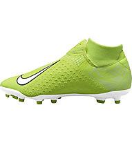 Nike JR Phantom Venom Academy FG - scarpa da calcio terreni compatti - ragazzo, Light Green