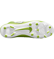 Nike JR Phantom Venom Academy FG - scarpa da calcio terreni compatti - ragazzo, Light Green